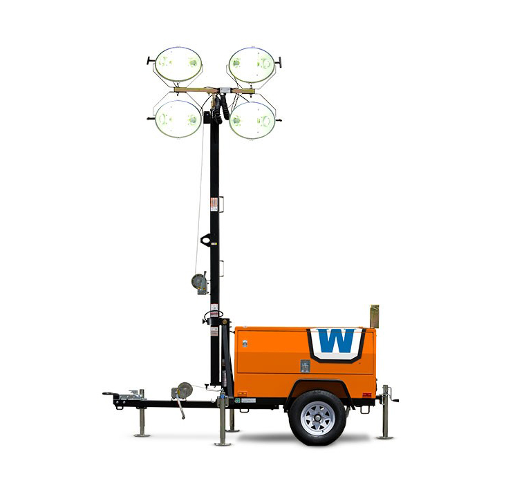 Light Tower Sales: Construction Equipment Sales And Rentals