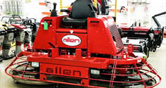 Allen Ride On Trowels