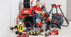 Distributor of Ridgid Products