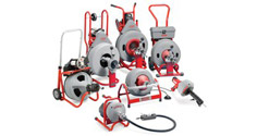 Supplier of Ridgid Drums