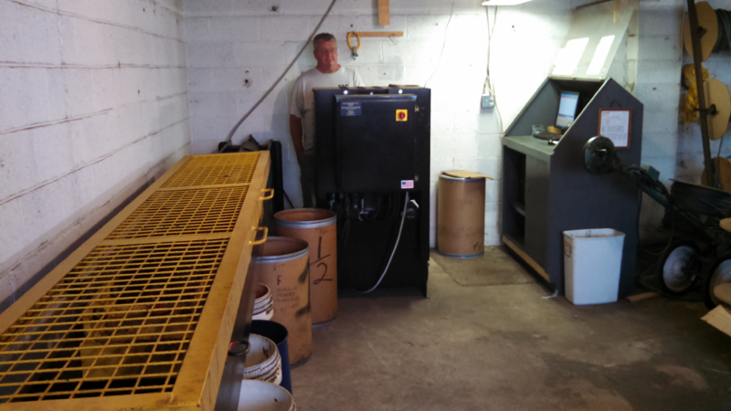 Wire Rope Fabrication Amp Testing Services Nj Pa Md Va
