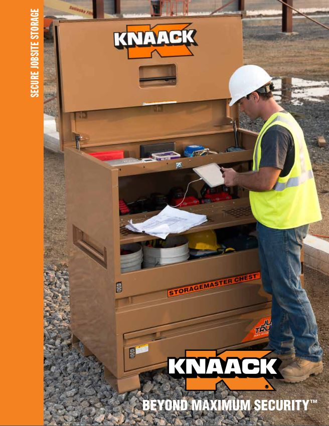 Knaack Storage Product Catalog