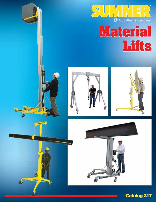 Sumner Material Lifts