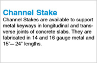 Channel Stakes